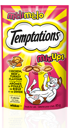 TEMPTATIONS™ Mix-Ups™ Chicken, Beef and Turkey Flavour